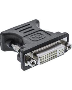 Kabel DVI Adapter 24+5 auf VGA Stecker