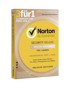Softw. Norton Security Deluxe    1U/3D