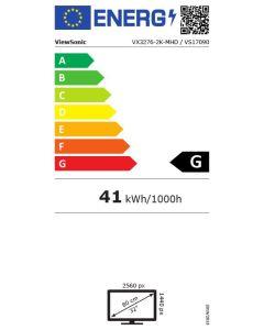 Mon. 32'' VIEWSONIC VX3276-2K-MHD  WQHD