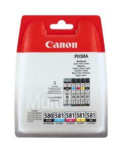 Canon Tinte PGI-580 Multipack (5x Tinte)