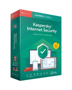 Softw. Kaspersky Internet Sec. 2021 -5G