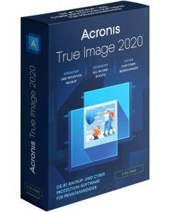 Softw. Acronis TrueImage 2020 3 Liz.
