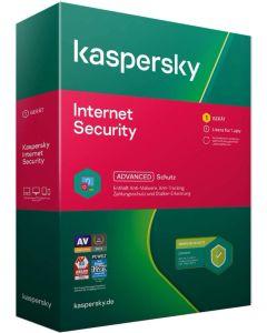 Softw. Kaspersky Internet Sec. 2021 -1G
