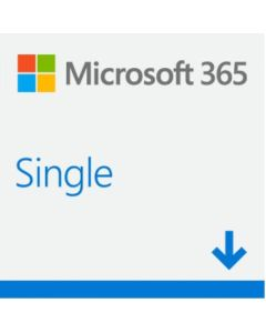 MS 365 Single      (ESD-Key per Mail) 1U