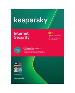 Softw. Kaspersky Internet Sec.  ESD -1G