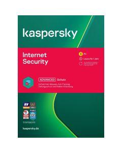 Softw. Kaspersky Internet Sec.  ESD -3G