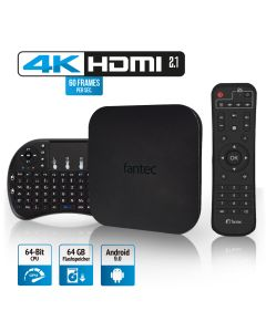 Fantec Media Player 4KS7000 (4+64GB)