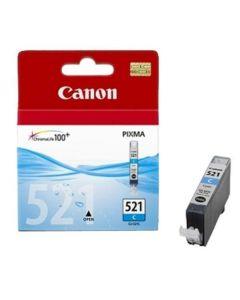 Canon Tinte CLI-521C   Cyan