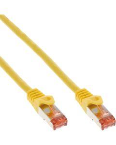 ZY/Patchk C6  2,0 m/gelb S/FTP 250MHz