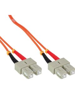 ZL/ LWL Duplex, SC/SC, 50/125µm/OM2   1m