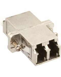 ZL/ LWL Kupplung Duplex LC/LC Metall Mm