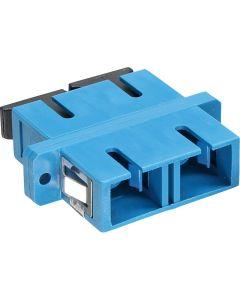 ZL/ LWL Kupplung Duplex SC/SC blau   Sm