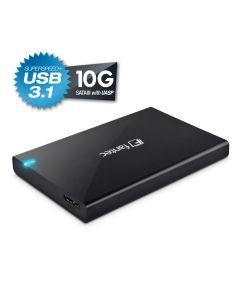 Geh. 2,5'' USB 3.1 Fantec ALU-25B31