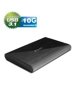 Geh. 2,5'' USB 3.1 Fantec ALU-25C31
