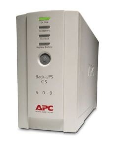 USV APC Back-UPS CS  500VA BK500EI