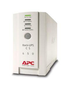 USV APC Back-UPS CS  650VA BK650EI