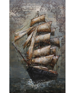 CIMPLEX Old Ship 100 x 60 cm       -1721