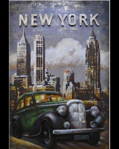 CIMPLEX New York  120 x 80 cm      -1401