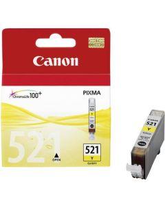 Canon Tinte CLI-521Y   Yellow