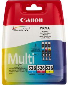 Canon Tinte CLI-526    Multipack C/M/Y