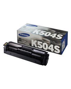 Toner Samsung CLT-K504S   Schwarz