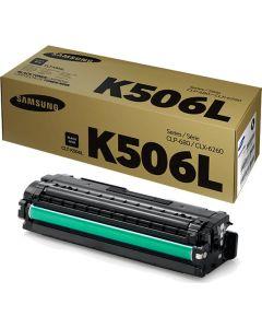 Toner Samsung CLT-K506L   Schwarz  6K