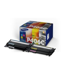 Toner Samsung CLT-P406C   Rainbow Kit