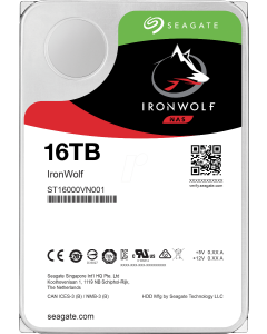 Festpl. Seagate 16TB IronWolf 256MB 24/7