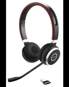 Jabra Evolve 65 UC Stereo Headset USB/BT