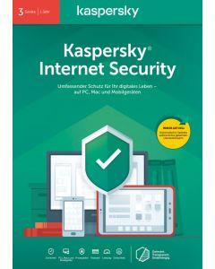 Softw. Kaspersky Internet Sec. 2020 -3G
