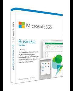 MS 365 Business Standard BOX       1User