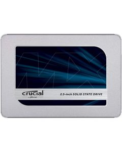 SSD  Micron Crucial MX500   500GB