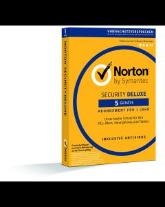 Softw. Norton Security Deluxe    1U/5D