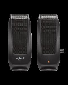 Lautsprecher Logitech S120 black