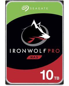 Festpl. Seagate 10TB IronWolf PRO NAS