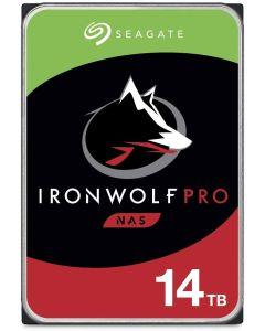 Festpl. Seagate 14TB IronWolf PRO NAS