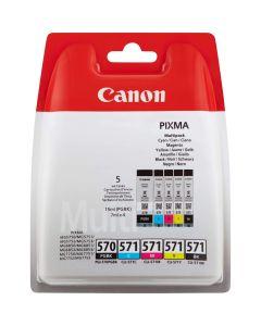 Canon Tinte PGI-570/CLI-571   Multipack