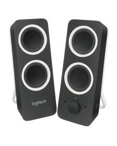 Lautsprecher Logitech Z200 black