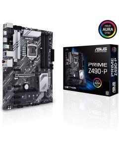 Mainb. ASUS PRIME Z490-P            1200