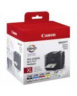Canon Tinte PGI-2500XL C/M/Y/BK Multi