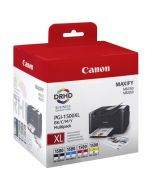 Canon Tinte PGI-1500XL C/M/Y/BK Multi