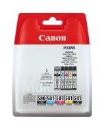 Canon Tinte PGI-580 Multipack 5x Tinte