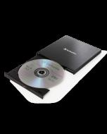 Blu-ray Brenner Verbatim 4K Slim USB 3.1