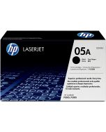 HP CE505A Laserjet Toner Schwarz
